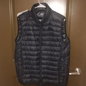 Uniqlo Jackets & Coats - Blue vest